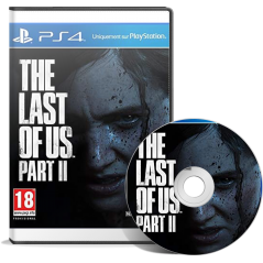 The Last of Us Part 2 PS4 en Tunisie
