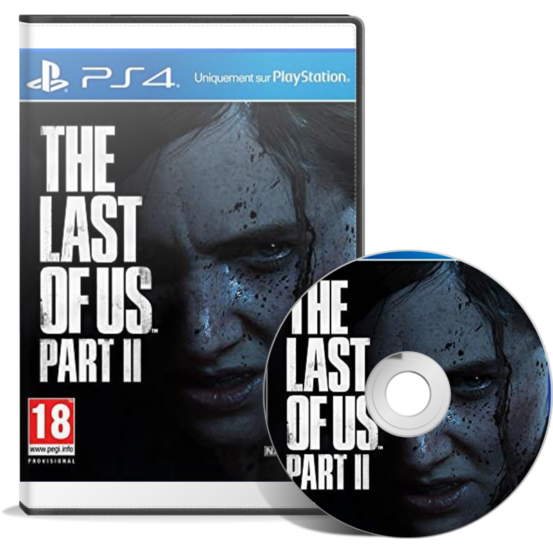 The Last of Us Part 2 PS4 - JEUX PS4 - gamezone