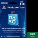 Carte PSN PlayStation Saudi Arabia USD 10 en Tunisie