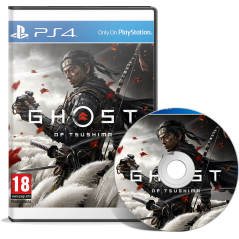 Ghost of Tsushima PS4 en Tunisie