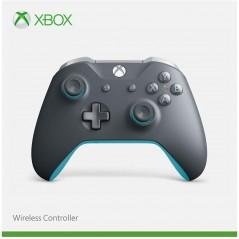 Manette sans fil pour Xbox gris/bleu en Tunisie
