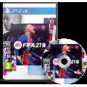 FIFA 21 (PS4) Arabic - English en Tunisie