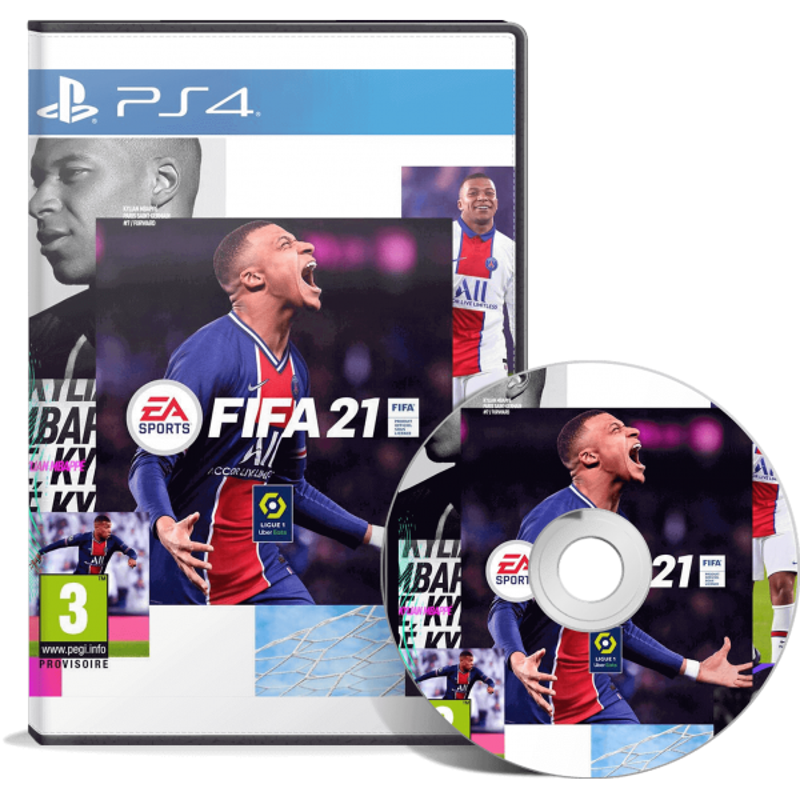 FIFA 21 (PS4) Arabic - English - JEUX PS4 - gamezone