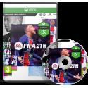 FIFA 21 Xbox One * Arabic - English حصري بالتعليق العربي en Tunisie