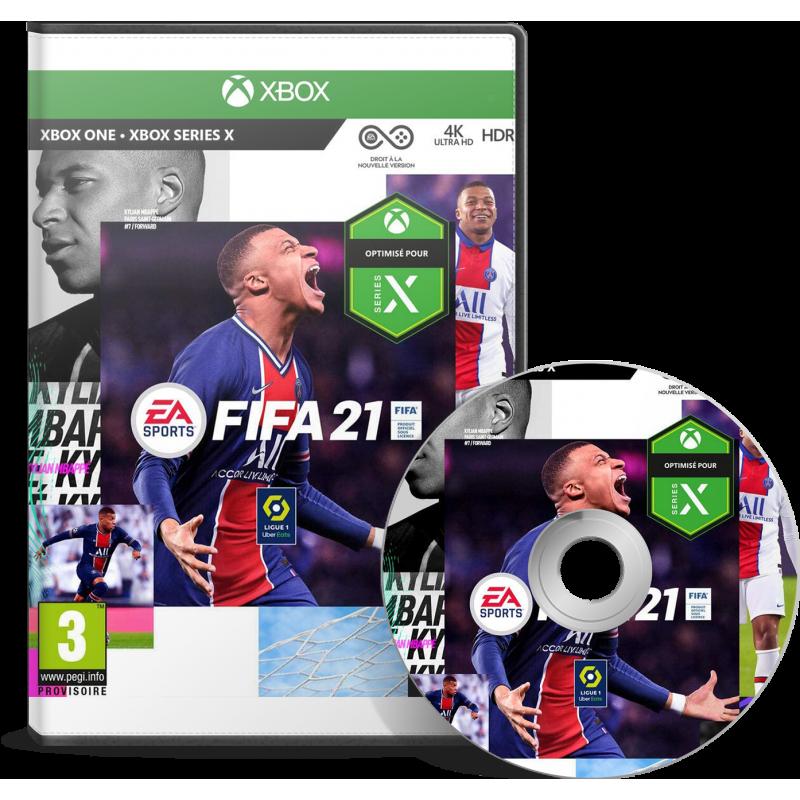 FIFA 21 Xbox One * Arabic - English حصري بالتعليق العربي - JEUX XBOX - gamezone