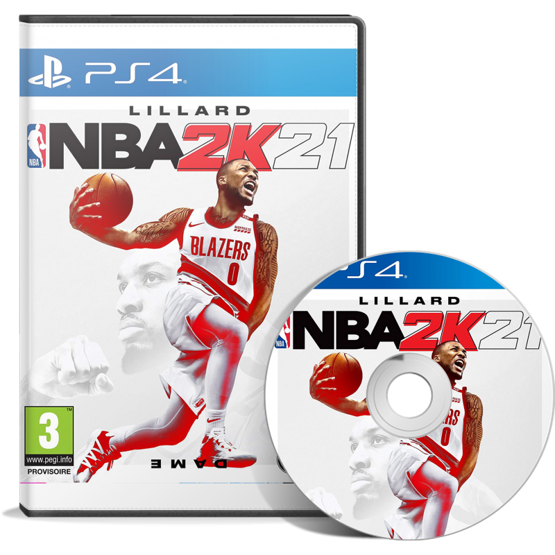 NBA 2K21 Playstation 4 - JEUX PS4 - gamezone