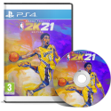 Nba 2K21 Edition Mamba Forever (PS4) en Tunisie