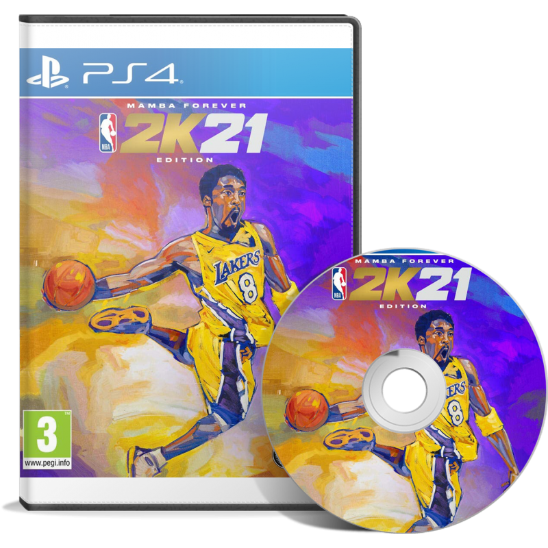 Nba 2K21 Edition Mamba Forever (PS4) - Accueil - gamezone