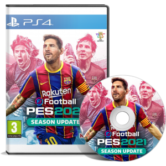 eFootball PES 2021 (PS4) Arabic - English en Tunisie