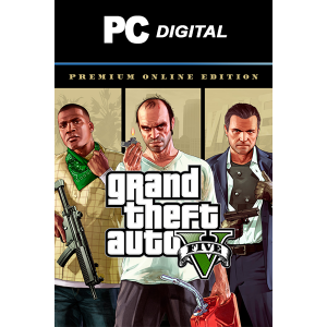 Grand Theft Auto V: Premium Online Edition PC en Tunisie