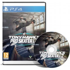 Tony Hawk's Pro Skater 1+2 (PS4) en Tunisie