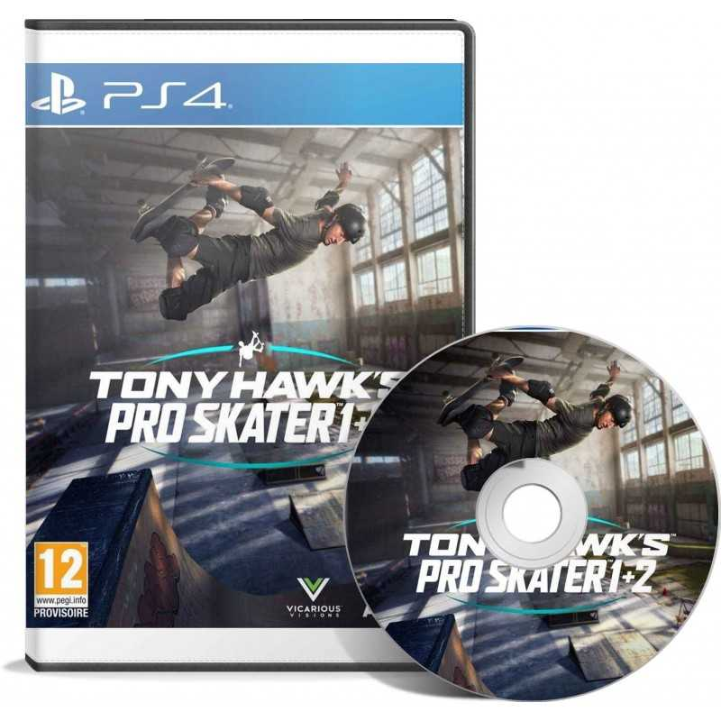Tony Hawk's Pro Skater 1+2 (PS4) - JEUX PS4 - gamezone