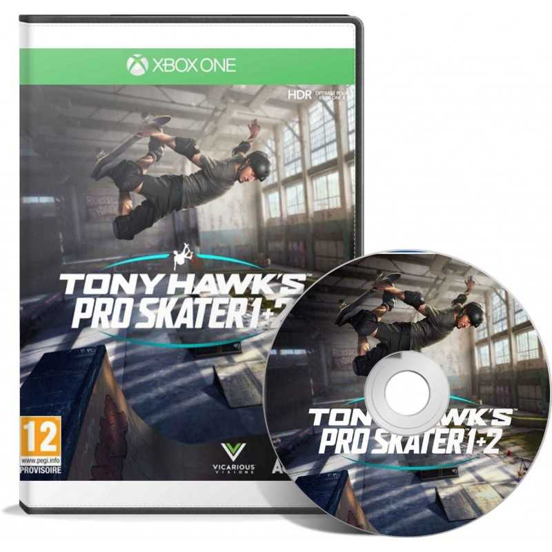 Tony Hawk's Pro Skater 1+2 (Xbox One) en Tunisie
