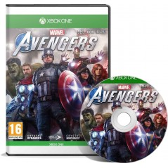 Marvel's Avengers (Xbox One) en Tunisie