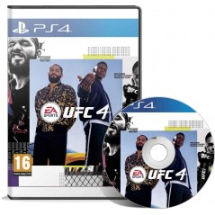 EA Sports UFC 4 PS4 en Tunisie