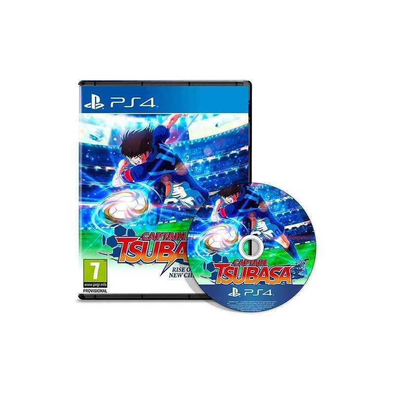 Captain Tsubasa : Rise of New Champions الكابتن ماجد PS4 - JEUX PS4 - gamezone