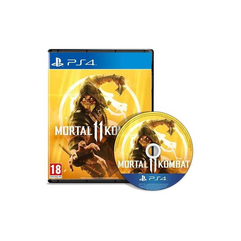 Mortal Kombat 11 - JEUX PS4 - gamezone