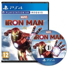 Marvel's Iron Man PS4 VR en Tunisie