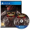 Street Fighter V Arcade Edition PS4 en Tunisie
