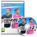 Tennis World Tour 2 PS4 en Tunisie