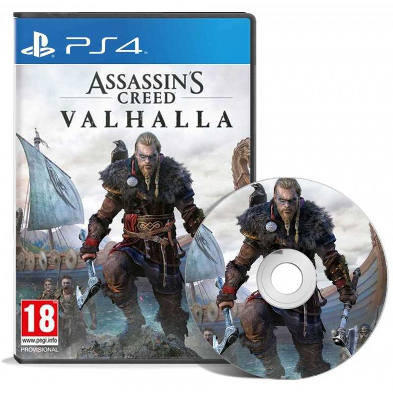 Assassin's Creed Valhalla PS4 - JEUX PS4 - gamezone