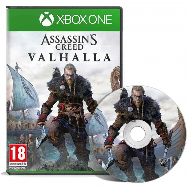 Assassin's Creed Valhalla Xbox One en Tunisie