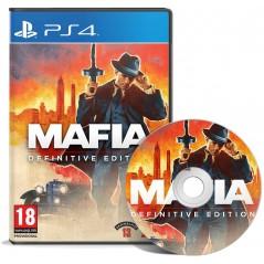 Mafia Définitive Edition PS4 en Tunisie