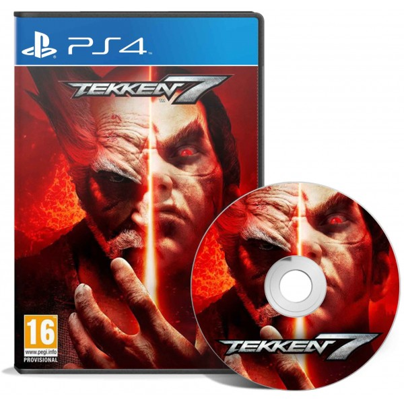 Tekken 7 PS4 - JEUX PS4 - gamezone