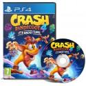 Crash Bandicoot 4: It's About Time! PS4 en Tunisie