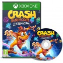 Crash Bandicoot 4: It's About Time! XBOX ONE en Tunisie