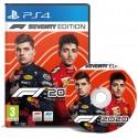 CODEMASTERS- F1 2020 PS4 en Tunisie