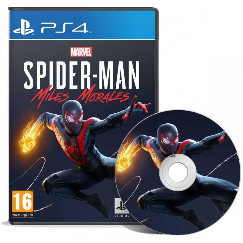Marvel's Spider-Man Miles Morales PS4 - JEUX PS4 - gamezone