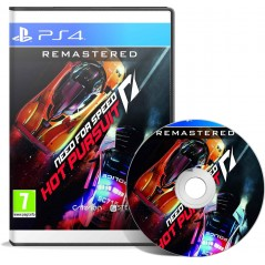 Need For Speed Hot Pursuit Remastered (PS4) en Tunisie