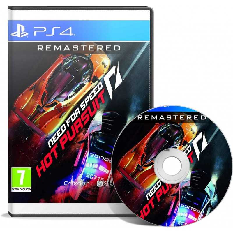 Need For Speed Hot Pursuit Remastered (PS4) - JEUX PS4 - gamezone