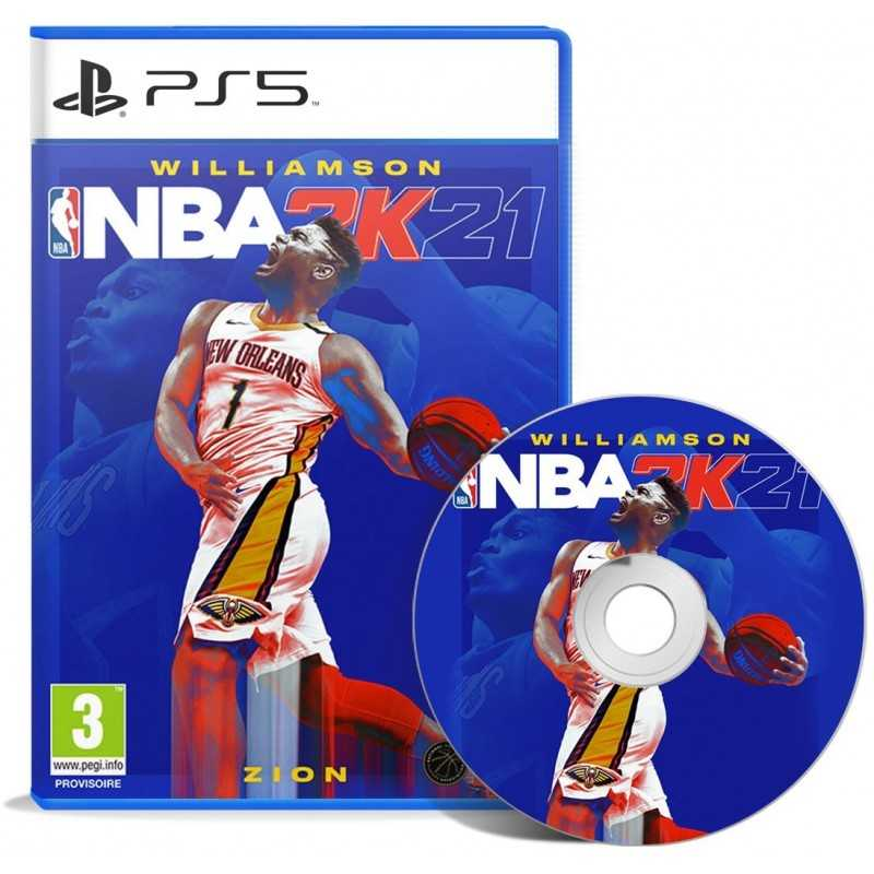 NBA 2K21 Playstation 5 - JEUX PS5 - gamezone