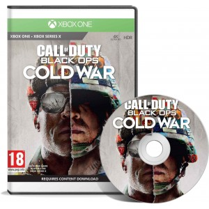 Call of Duty : Black Ops Cold War XBOX ONE en Tunisie