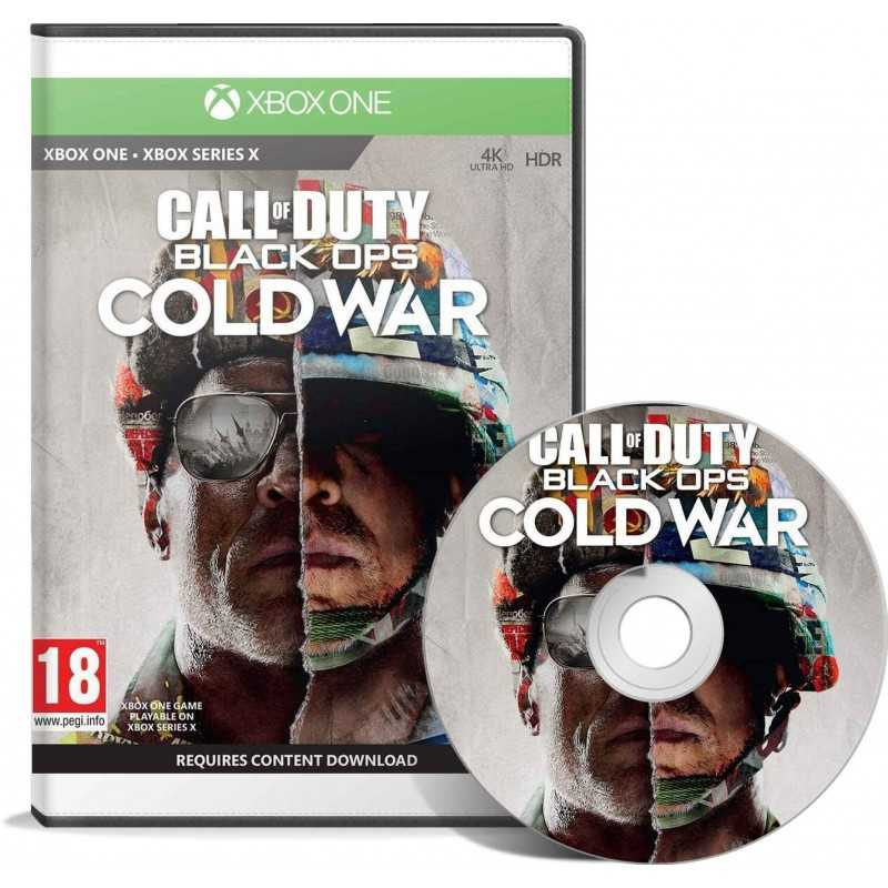 Call of Duty : Black Ops Cold War XBOX ONE - JEUX XBOX - gamezone