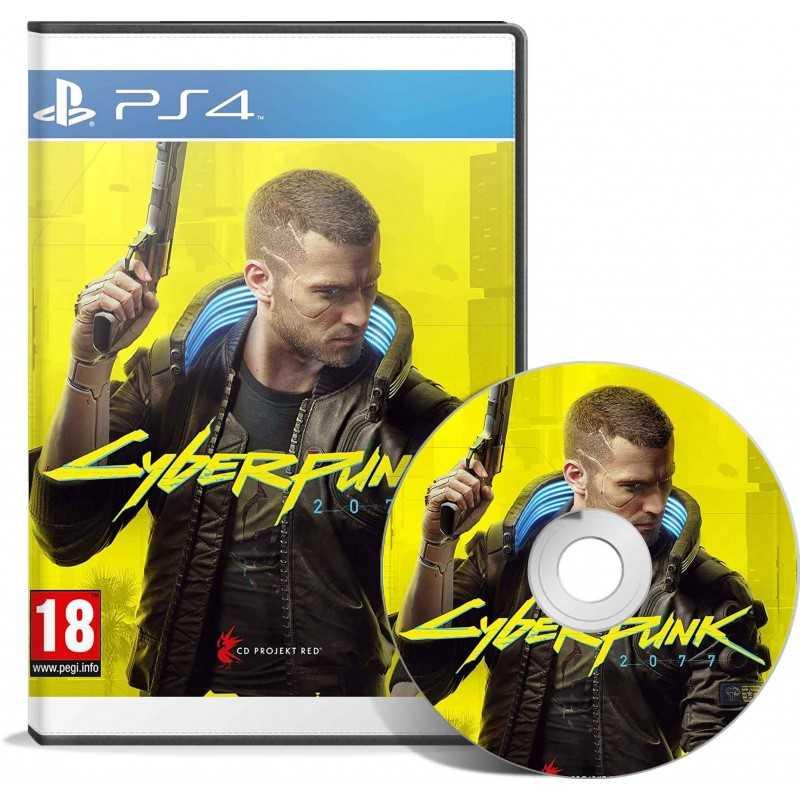 Cyberpunk 2077 PS5 & PS4 - JEUX PS4 - gamezone