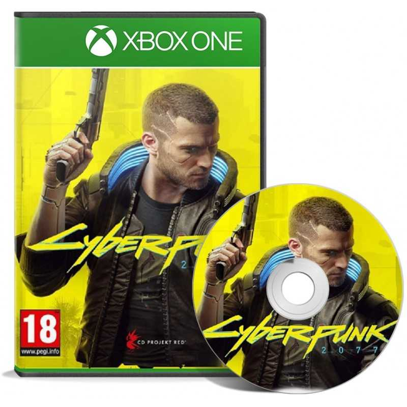 Cyberpunk 2077 Xbox One - JEUX XBOX - gamezone
