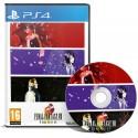 Final Fantasy VIII Remastered PS4 en Tunisie