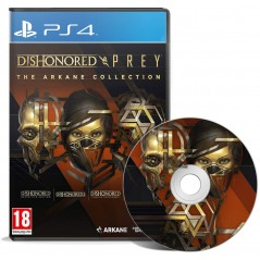 Dishonored & Prey : The Arkane Collection Edition Bundle PS4 en Tunisie