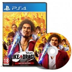Yakuza Like a Dragon Day Ichi Edition PS4 en Tunisie