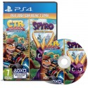Crash Team Racing Nitro Fueled & Spyro Reignited Trilogy Double Pack en Tunisie