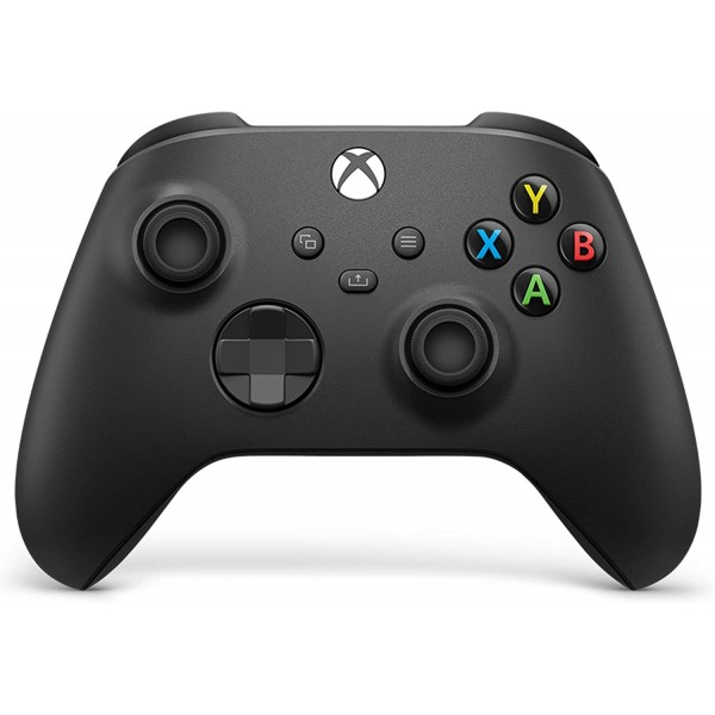Nouvelle Manette Xbox Sans Fil - Carbon Black - Accessoires - gamezone