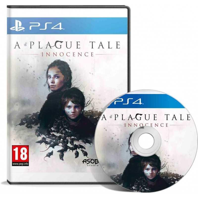 A Plague Tale : Innocence - JEUX PS4 - gamezone