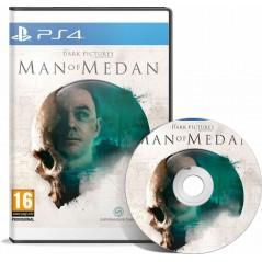 The Dark Pictures Anthology : Man of Medan PS4 en Tunisie