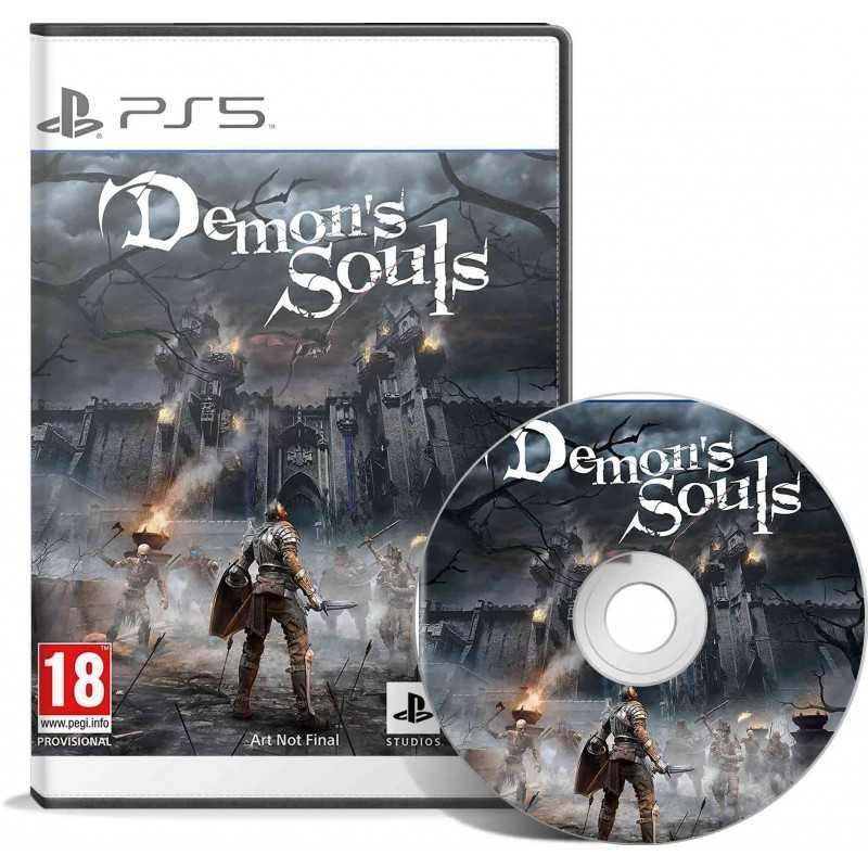 Demon's Souls PS5 - JEUX PS5 - gamezone