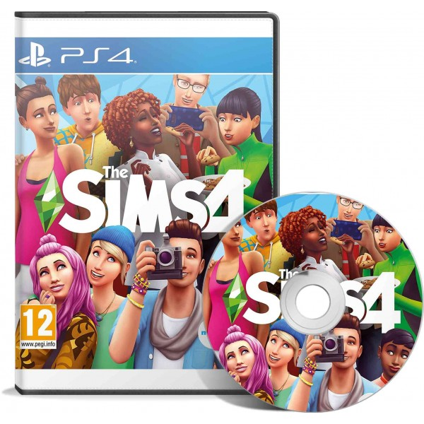 The Sims 4 PS4 - JEUX PS4 - gamezone