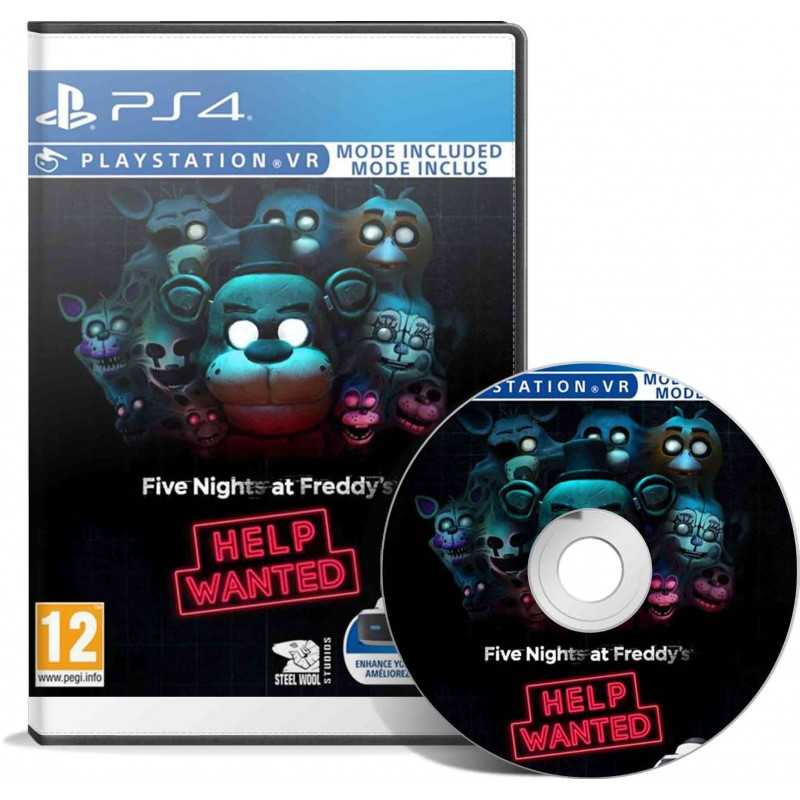 Five Nights at Freddy's: Help Wanted PS4 - JEUX PS4 - gamezone