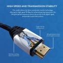 Numskull Câble HDMI HDMI 2.0 Haute Vitesse 18 Gbit/s pour Playstation 5 4K en Tunisie